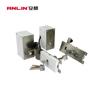 Anti-theft Electronic Side Lock for Rolling Door Gate Lock Door
